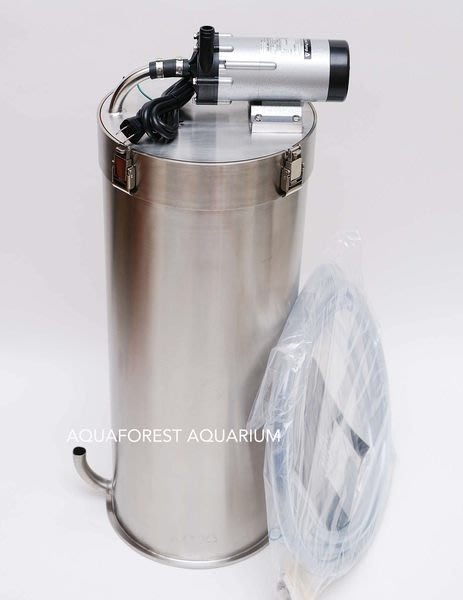◎ 水族之森 ◎ 日本 ADA 超強型不鏽鋼圓筒過濾器 Super Jet Filter ES-2400 EX  現貨供應