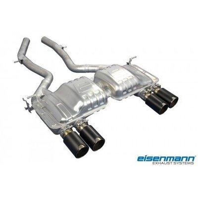 【樂駒】Eisenmann BMW F80 M3 尾段 連接管 排氣管 carbon 尾飾管 碳纖維 排氣 系統 套件