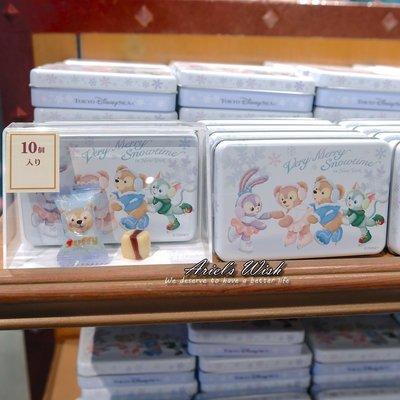 ArielWish日本東京迪士尼達菲熊...