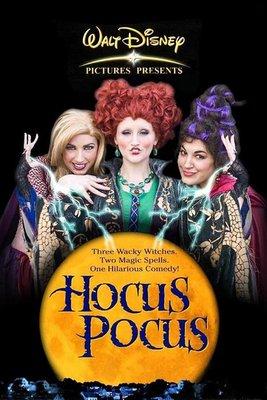 【藍光電影】女巫也瘋狂/神貓救世界 Hocus Pocus (1993) 134-015