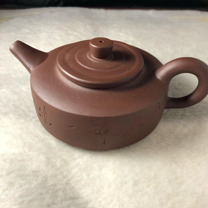 紫砂茶壺 原礦紫砂壺純全手工茶壺茶具家用泡茶壺大容量 紫泥壺