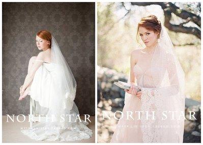 【❤妍麻LOVE嚴選❤ 】奢華復古新娘結婚紗頭紗頂級法國蕾絲超長三米拖尾波點頭紗