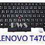 ☆【全新 聯想 Lenovo T470 T480 01AX528 中...