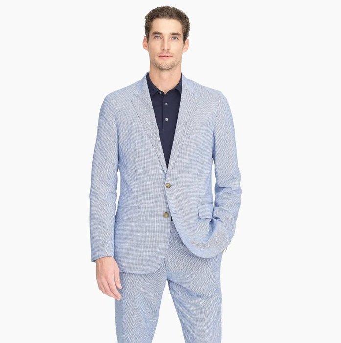《FOS》J.CREW Ludlow Slimfit 修身 西裝外套 合身 休閒 時尚 上班 約會 型男 2019新款