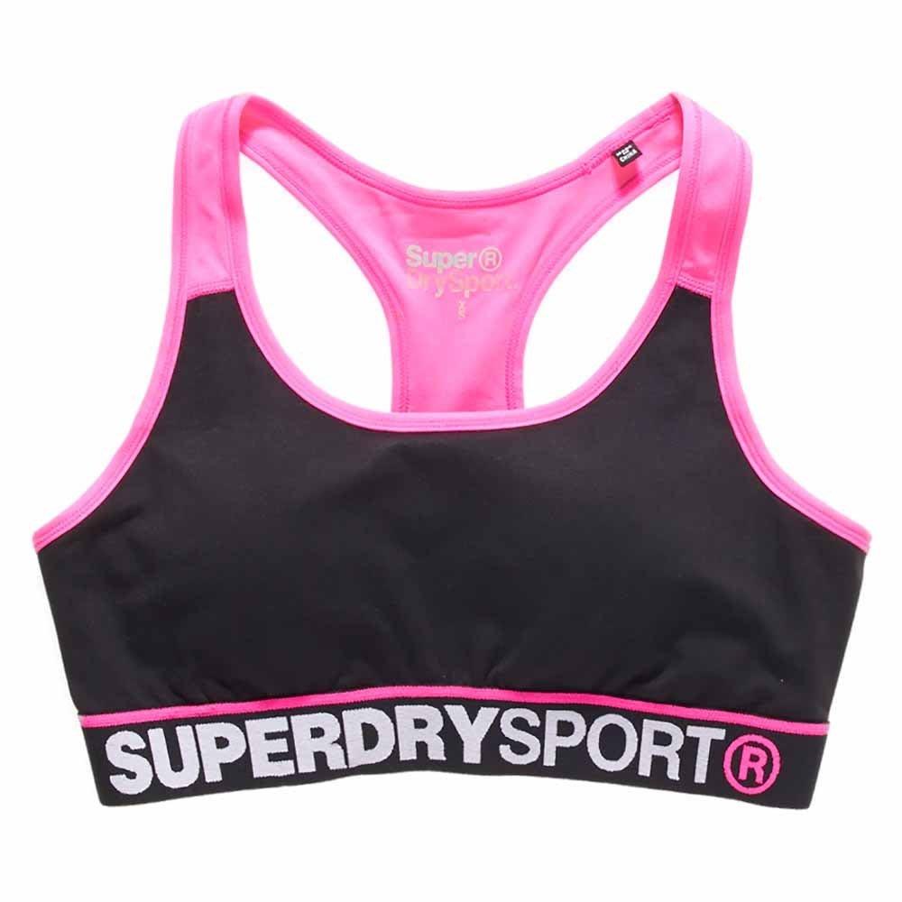 美國代購 Product description Super 運動內衣 XXS~XL 黑色 桃紅 灰色 尺寸請先詢問