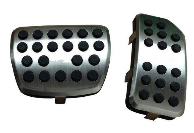 日產 Juke 專用 油門 煞車 二件式踏板(免鑽孔A款)