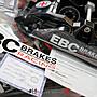 ㊣ 英國 EBC Balanced Big Brake Kits 四活...