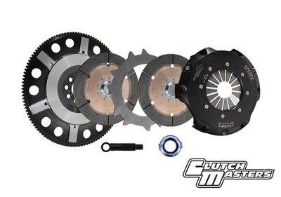【汽車零件王】ClutchMasters 飛輪 鋁合金 鋼製 SUBARU IMPREZA WRX STI