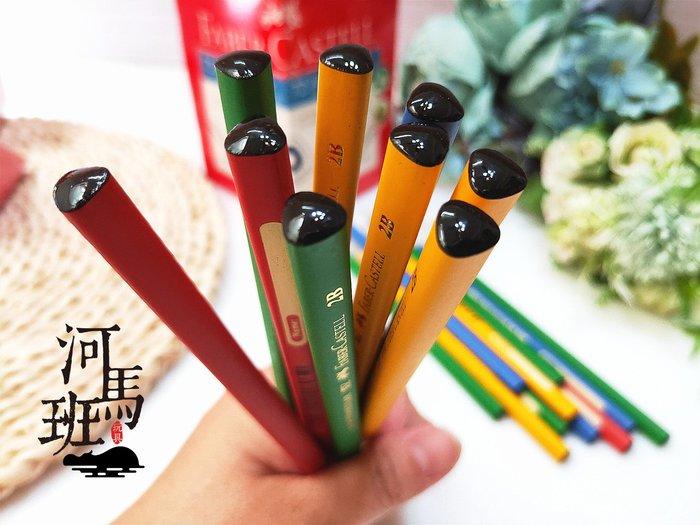 河馬班玩具-文具系列-德國輝柏授權-學齡兒童大三角鉛筆
