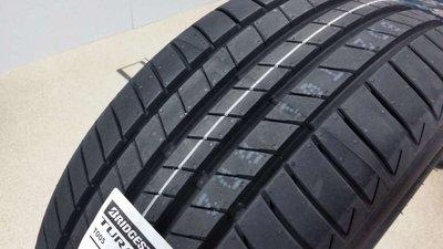 全新輪胎 BRIGESTONE 普利司通 T005 235/40-18 95Y (含裝)