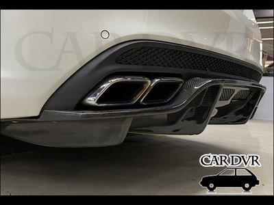 【專車專用】賓士 BENZ W205 C63 C63S PSM 後下巴 專用CARBON 3D正碳纖維