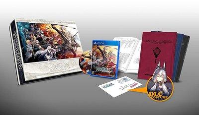 (全新現貨含特典)PS4 英雄傳說 閃之軌跡 IV 閃之軌跡 4 永久保存版 純日限定版