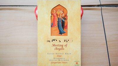 ## 馨香小屋--Meeting Of Angels天使之會(東方的北印度音樂+西方的葛麗果聖歌)