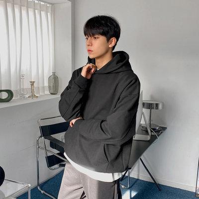 正韓男裝 百搭連帽衛衣 SET-UP 套裝 / 2色 / FD1121091 KOREALINE 搖滾星球