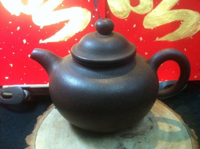 【茶墨相濡】特賣 ☆紫砂壺☆ 早期宜興紫砂壺A2299