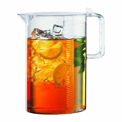 丹麥 Bodum CEYLON 錫蘭冰茶壺附過濾器 冷水壺 3L 3000cc #10619-10S