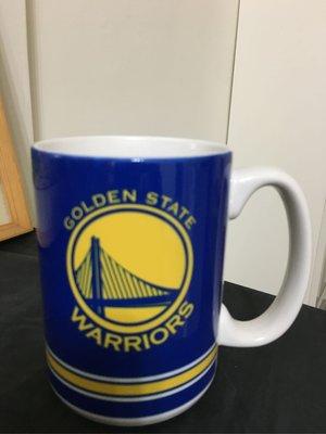 全新 美國 職籃 NBA Golden State Warriors 金州勇士隊  大容量 馬克杯