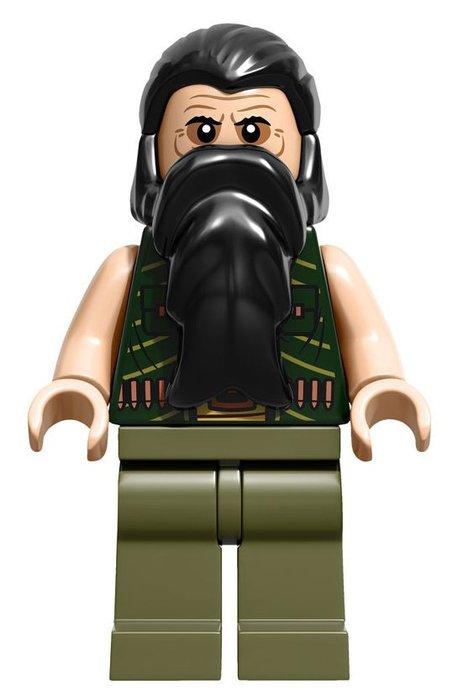 絕版品【LEGO 樂高】全新正品 益智玩具 積木/ 超級英雄系列 | 單一人偶: 滿大人The Mandarin