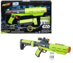 **TOKO玩具屋** NERF 星際大戰 聯名款 限定 豪華射擊器 GLOWSTRIKE