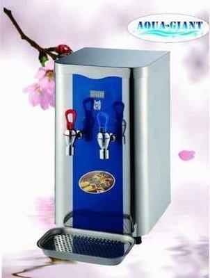 【亞洲淨水】雙溫不鏽鋼開飲機/飲水機~只賣4999元(自動補水機)北