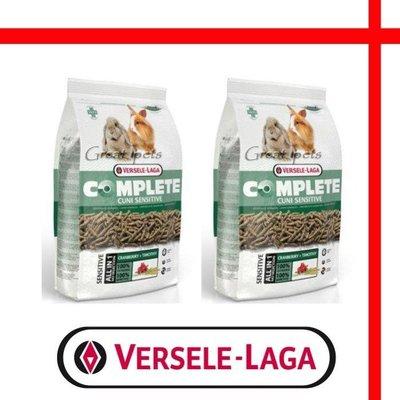【格瑞特寵物】比利時凡賽爾 頂級全方位敏感兔飼料 500g  另有大包裝1.75kg 提摩西+蔓越莓