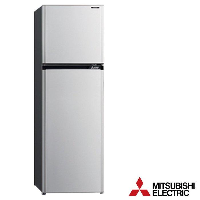 MITSUBISHI 三菱 273L 1級變頻 雙門 電冰箱 MR-FV27EJ-SL $16250