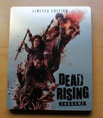 毛毛小舖--藍光BD 死亡復甦2 : 終極遊戲 限量鐵盒版 Dead Rising: Endgame