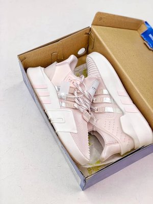 adidas EQT BASK ADV 針織網面休閒運動鞋*EU36~40。S00203