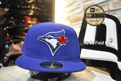 New Era x MLB Toronto Blue Jays On-Field 59Fifty 多倫多藍鳥球員帽舊式