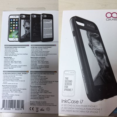 Oaxis inkcase for iphone7
