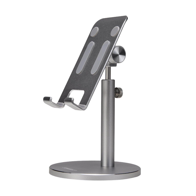 Jokitech升降手機支架 平板支架 遊戲支架 直播架 自拍架 灰色