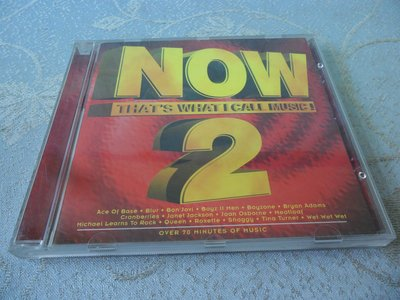 【金玉閣A-1】CD~now-that's whaticall music 2!