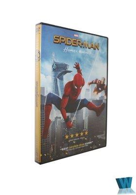 【優品音像】 蜘蛛俠:英雄歸來 1DVD高清電影純英文原版Spider-Man Homecoming 精美盒裝