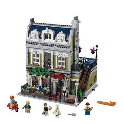 【美國正品樂高LEGO】樂高Lego Creator 10243 Parisian Restaurant 巴黎餐廳