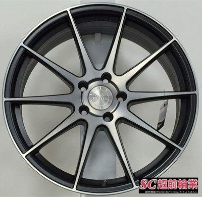 【超前輪業】新款 美國品牌 VERTINI RF1.3 旋壓輕量化 19吋鋁圈 5孔120 114.3 112 108