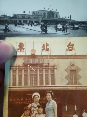 190825~台北車站~相關特殊(一律免運費---只有各一張)老照片