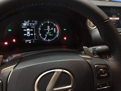 車庫小舖 LEXUS 原廠 TPWS 胎壓偵測警示系統 復原 IS200T IS300H