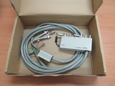 康榮科技二手儀器領導廠商 Agilent 16048E Test Leads, 4-Termial, BNC
