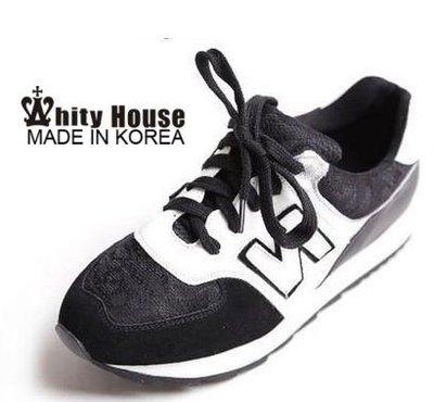 =WHITY=韓國GRAMMI品牌 韓國製 真皮經典多款 好穿休閒鞋 S4CCC61