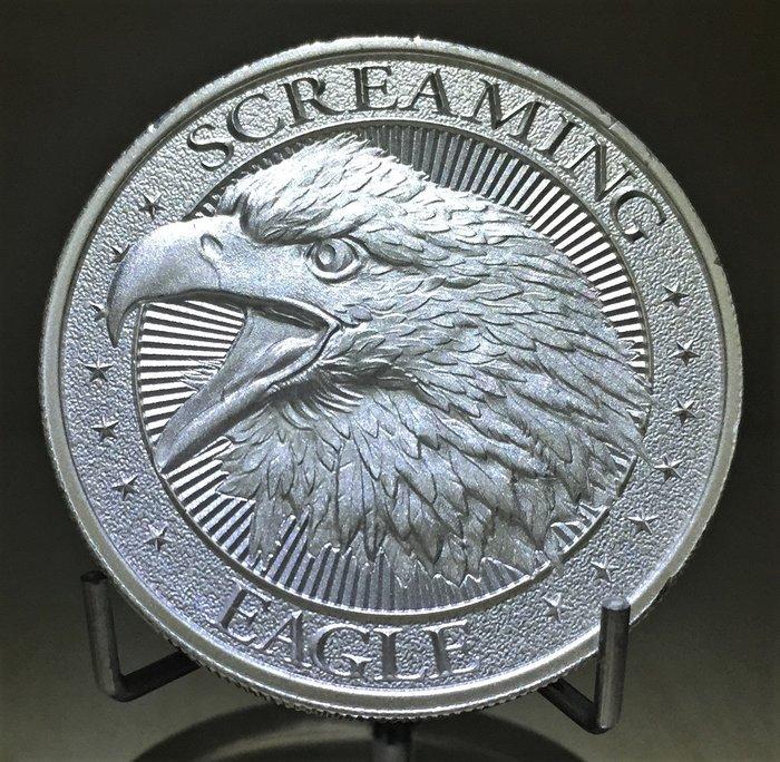 2 toz Screaming American Eagle 尖叫美國之鷹