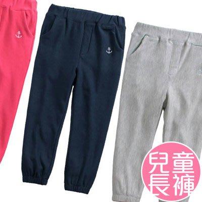 八號倉庫 素色船錨 內刷短毛 加厚長褲 衛生褲【2D070Z779】