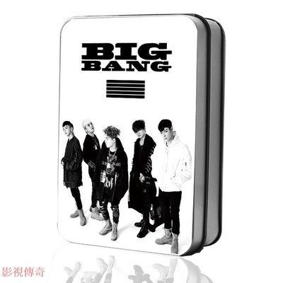 BIGBANG  WELCOMING MADE SERIES 周邊 lomo 拍立得卡