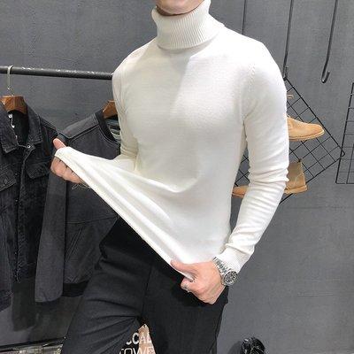 頹廢元素 - 親膚高彈性 x 純色針織毛衣 五色