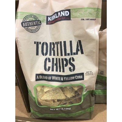 卓佑小舖♥KS 玉米片 1.13kg tortilla chips costco 好市多