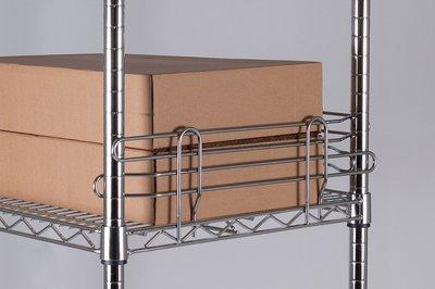 鬥相報 120CM井字圍籬 加購免運費 收納架 層架 鐵架 置物架 波浪架 鐵力士架