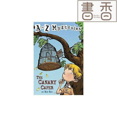 JM藝術家 圖書 科技 經管 A to Z Mysteries #3: The Canary Caper|8076043【】