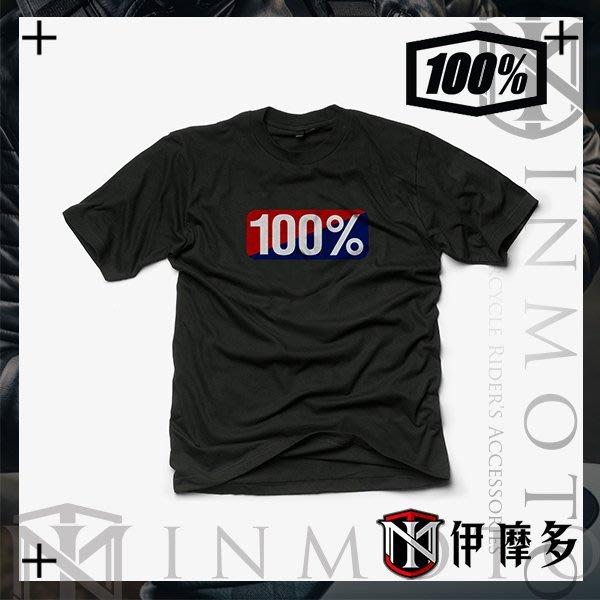 伊摩多※美國Ride 100% TEE CLASSIC 男款經典短袖 T恤 T-Shirt 黑 32001-001