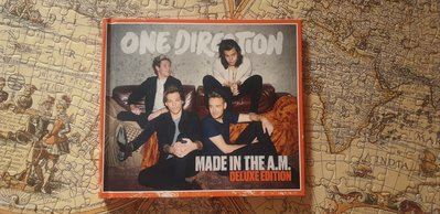 One Direction 1世代 - Made in the A.M. (台壓版)