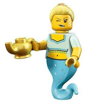 現貨【LEGO 樂高】積木/ Minifigures人偶系列: 12代人偶包抽抽樂 71007 | 女神燈精靈Genie