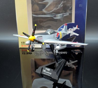 【M.A.S.H】[現貨特價] Witty Wings 1/72 P51-D Mustang 野馬式戰機